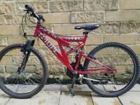 Sabre Mountain Bike