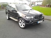 BMW X5 diesel facelift