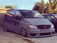 Mercedes vito w639 Front Suspension