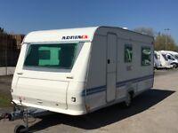 Adria Toura462DP 4-5 Berth 2000 Year !!! Awning+Solar!