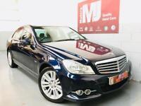 2012 MERCEDES C220 CDI ELEGANCE AUTO ** 67k **