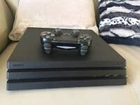 PlayStation 4 Pro PS4 Console Boxed