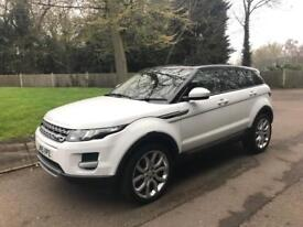 Range Rover Evoque 2.2 SD4 Pure. 5 Door, Diesel 4x4, 23k Miles. lots of options with Service Pack