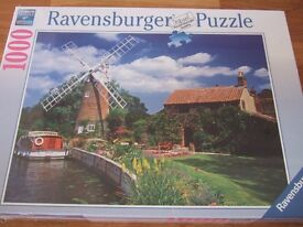 Ravensburger 1000 piece jigsaw, brand new
