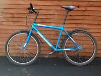 """Emulator Challenge Extra Large 26"""" Mountain Bike,Shimano Equipped,excellent condition"""