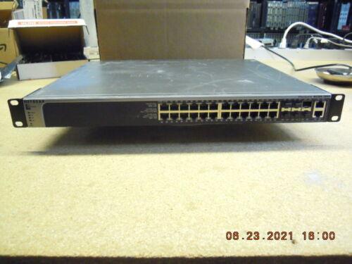 GSM7328S NetGear ProSafe M5300-28G3 24-Port Gigabit L2 Managed Switch 10G Stackg