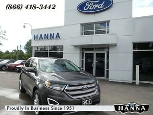 2017 Ford Edge *NEW* SEL FWD *201A* 2.0L I4 ECOBOOST