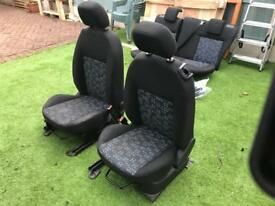 Ford Fiesta MK5 full set of seats