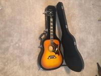 Epiphone Dove Electro Acoustic guitar