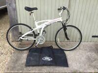 Folding Landrover City Lite Bicycle
