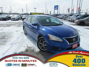 2013 Nissan Sentra 1.8 SV   SPORTY   CLEAN   MUST SEE