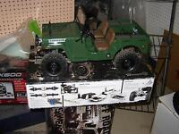 G-made saw back jeep kit
