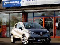 RENAULT CAPTUR 0.9 TCE S/S DYNAMIQUE MEDIANAV ENERGY 5rd (grey) 2014
