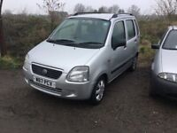 W REG SUZUKI WAGON 1298 cc ENGINE CHEAP TO RUN TAX IDEAL CHEAP RUNABOUT CAME IN PX TODAY ANYTRIAL