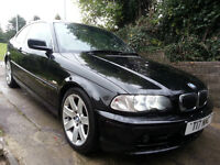 02 BMW 320Ci SE automatic ,full leather ,private plate,drive with pleasure