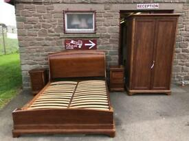 Pair of Willis & Gambier bedside chests * free furniture delivery *