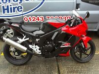 Fully functioning 2013 Sportsbike Sold Cheap