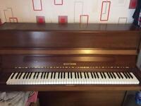 W.HOFFMANN piano