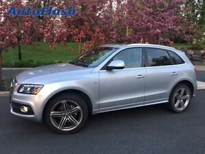 2011 Audi Q5 2.0L Turbo Premium-Plus S-Line * Toit/Roof *