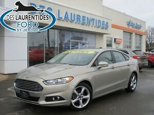 2016 Ford Fusion SE TOIT * 64$/SEMAINE 0$ COMPTANT