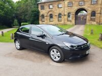 Vauxhall Astra 1.0i Turbo (105ps) Tech Line ecoFLEX (s/s) Hatchback 5d 999cc.