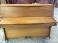 Upright Piano Zender (Free Local delivery) Paddock Wood Kent