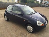 02 Ford KA Style in lovely condition