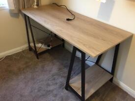 Large Trestle Table Desk