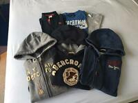 Abercrombie & Fitch kids clothing bundle to fit age 10-13