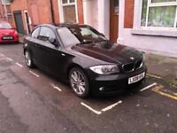 BMW 120d 1 Series Coupe M-Sport e82