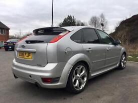 2006 FORD FOCUS ST3 2.5 TURBO 5 DOOR TOP SPEC MINT CONDITION REMAPPED GTI VXR DSG A3 GTD!!