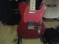 Fender telecaster custom 50s reissue