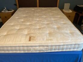 Relyon King Size Divan Bed from M&S