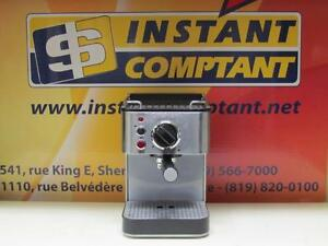 Machine a expresso - Instant Comptant -