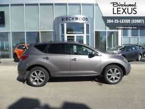 2012 Nissan Murano LE Platinum Package