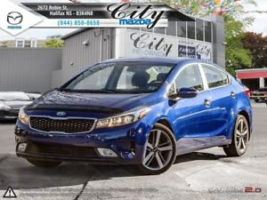 2017 Kia Forte EX+ LOADED! LOW KMS!