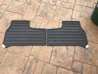 Range Rover floor mats (back only)