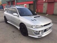 Subaru IMPREZA WRX 2.0 2000 Turbo (12 MONTHS MOT) 1996