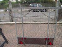 Trailer tailgate loading ramp for Weymar trailers £60 ono