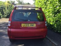 Lovely Red Honda HR-V, Reliable in Good Condition
