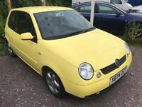2000 VW Lupo S 1.4 Petrol 75 BHP - MOT APRIL 19 - HPI Clear - 1 Month Warranty - PX TO CLEAR -