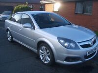 VAUXHALL VECTRA 1,8 S,R,I 2008 REG MOTED 70K £1595