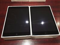 TWO IPAD MINI BLACK 16GB CELLULAR FOR SALE