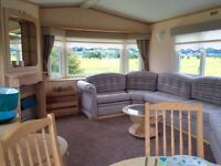 STATIC CARAVAN FOR SALE SITED PARK RESORTS NORTH WALES