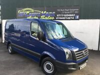 2015 VW CRAFTER MWB LOW ROOF 136 BHP WITH AIR CON *FINANCE AVAILABLE*