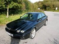 Jaguar xtype 2.5v6 4x4 2002