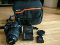 Nikon d3100 camera digital slr