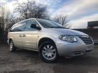 Chrysler Grand Voyager Rare Stow N Go 7 Seater Automatic Low Mileage Long Mot !!!