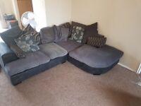 Selling a corner sofa need goone asap