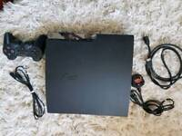 Ps3 with controller and leads